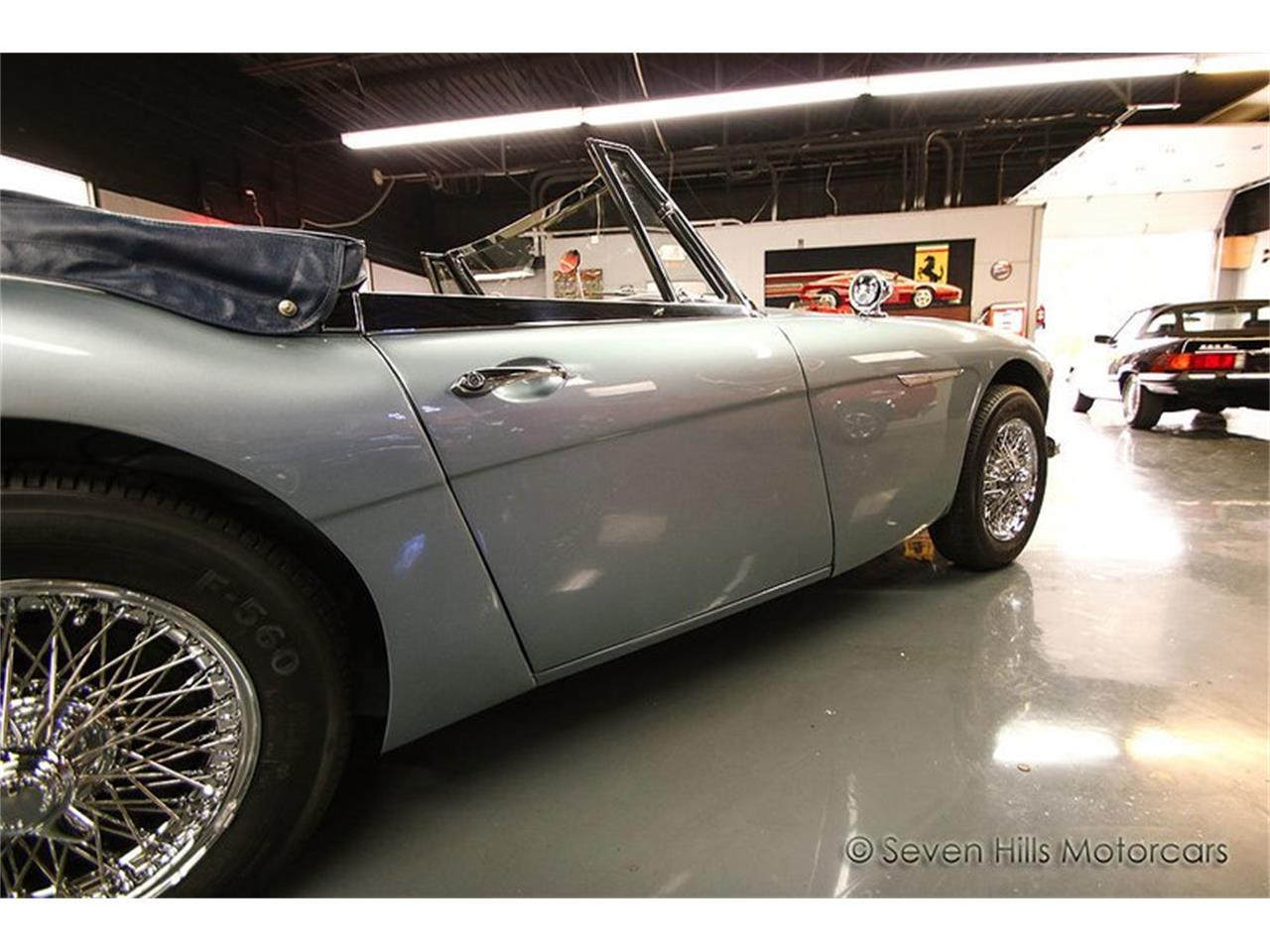 Large Picture of Classic '66 Austin-Healey BJ8 located in Cincinnati Ohio Offered by Seven Hills Motorcars - PR8Y