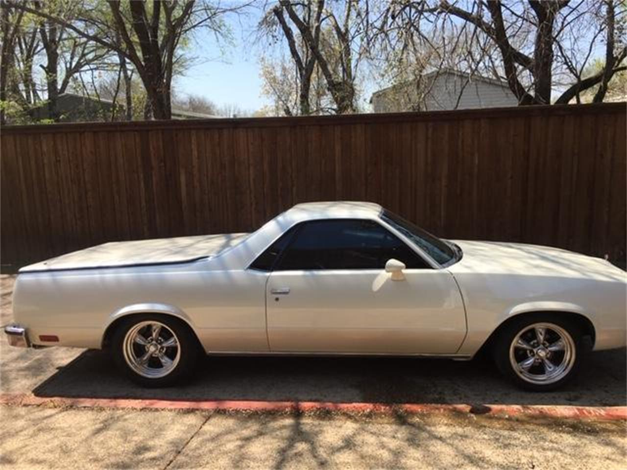 Large Picture of '81 El Camino Offered by a Private Seller - PR95