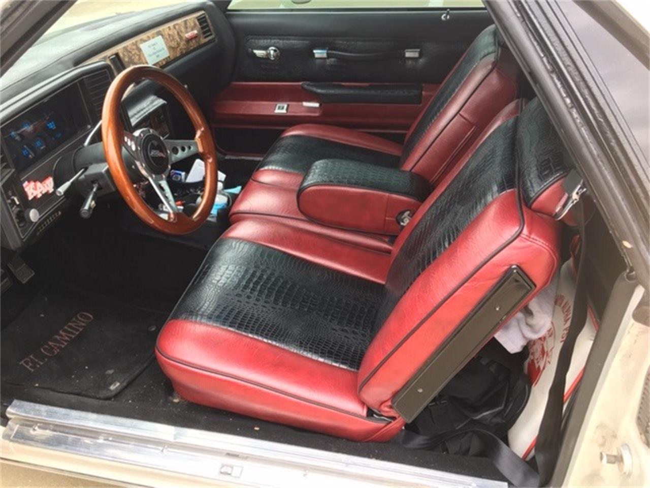 Large Picture of 1981 Chevrolet El Camino located in Texas - PR95