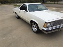 Picture of 1981 El Camino located in Arlington Texas Offered by a Private Seller - PR95