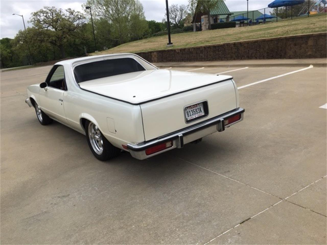 Large Picture of 1981 El Camino located in Arlington Texas - $25,000.00 Offered by a Private Seller - PR95