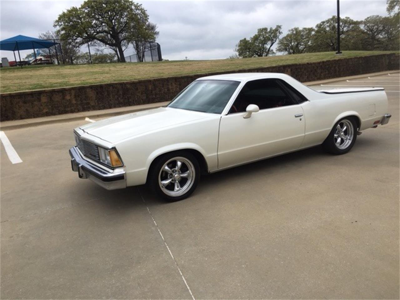 Large Picture of 1981 Chevrolet El Camino located in Arlington Texas - $25,000.00 Offered by a Private Seller - PR95