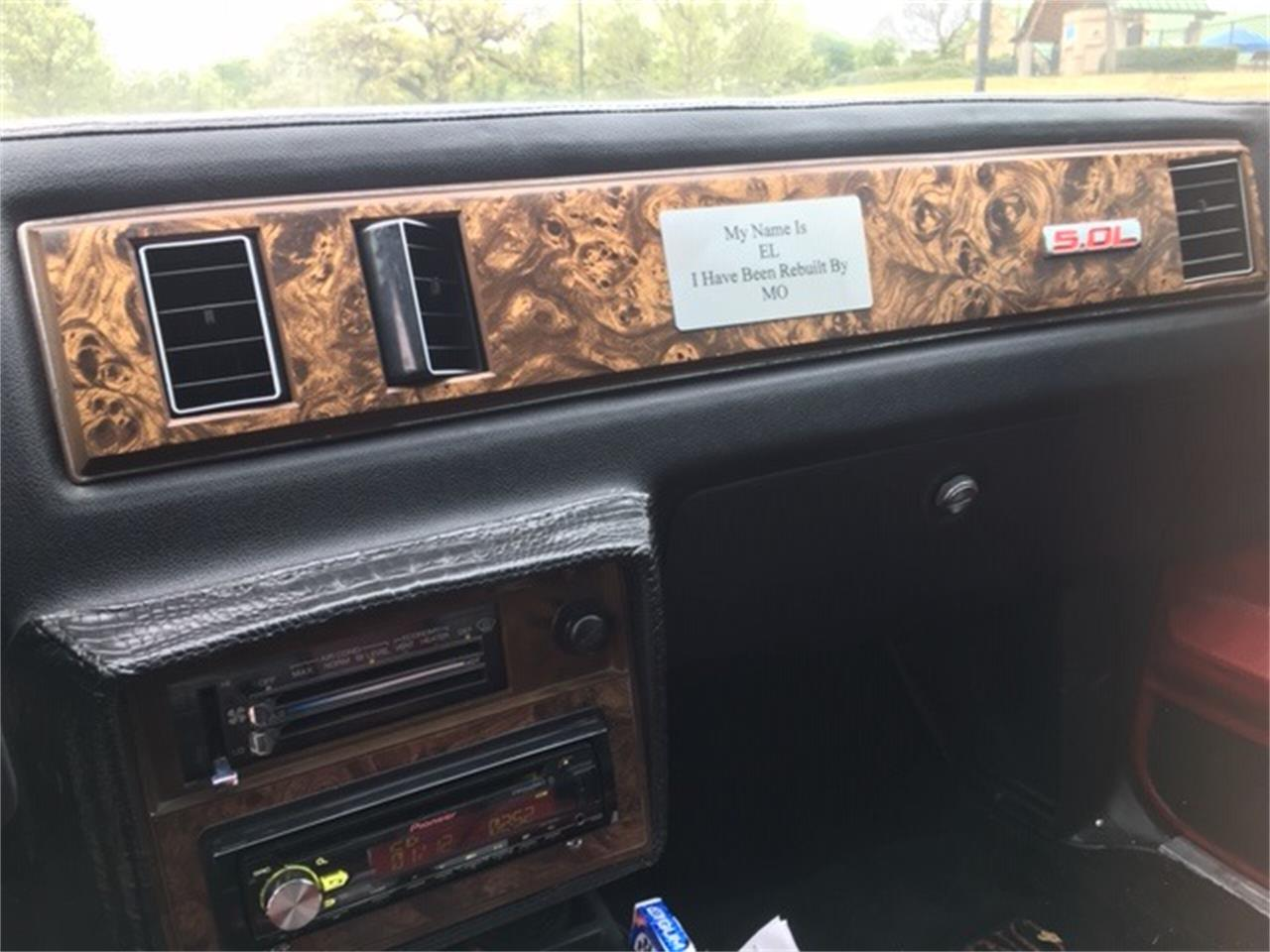 Large Picture of 1981 El Camino located in Texas Offered by a Private Seller - PR95