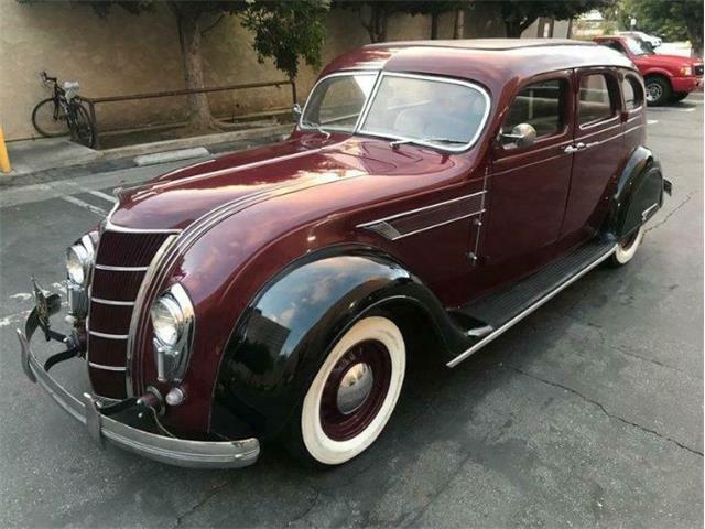 1935 Chrysler Airflow
