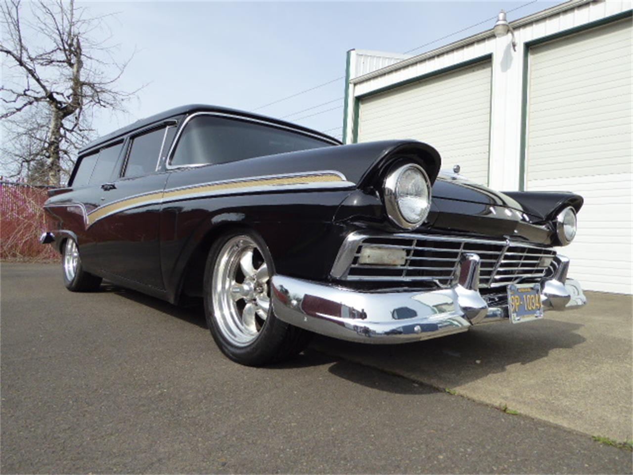 Large Picture of Classic 1957 Wagon located in Turner Oregon - $24,900.00 - PR9H