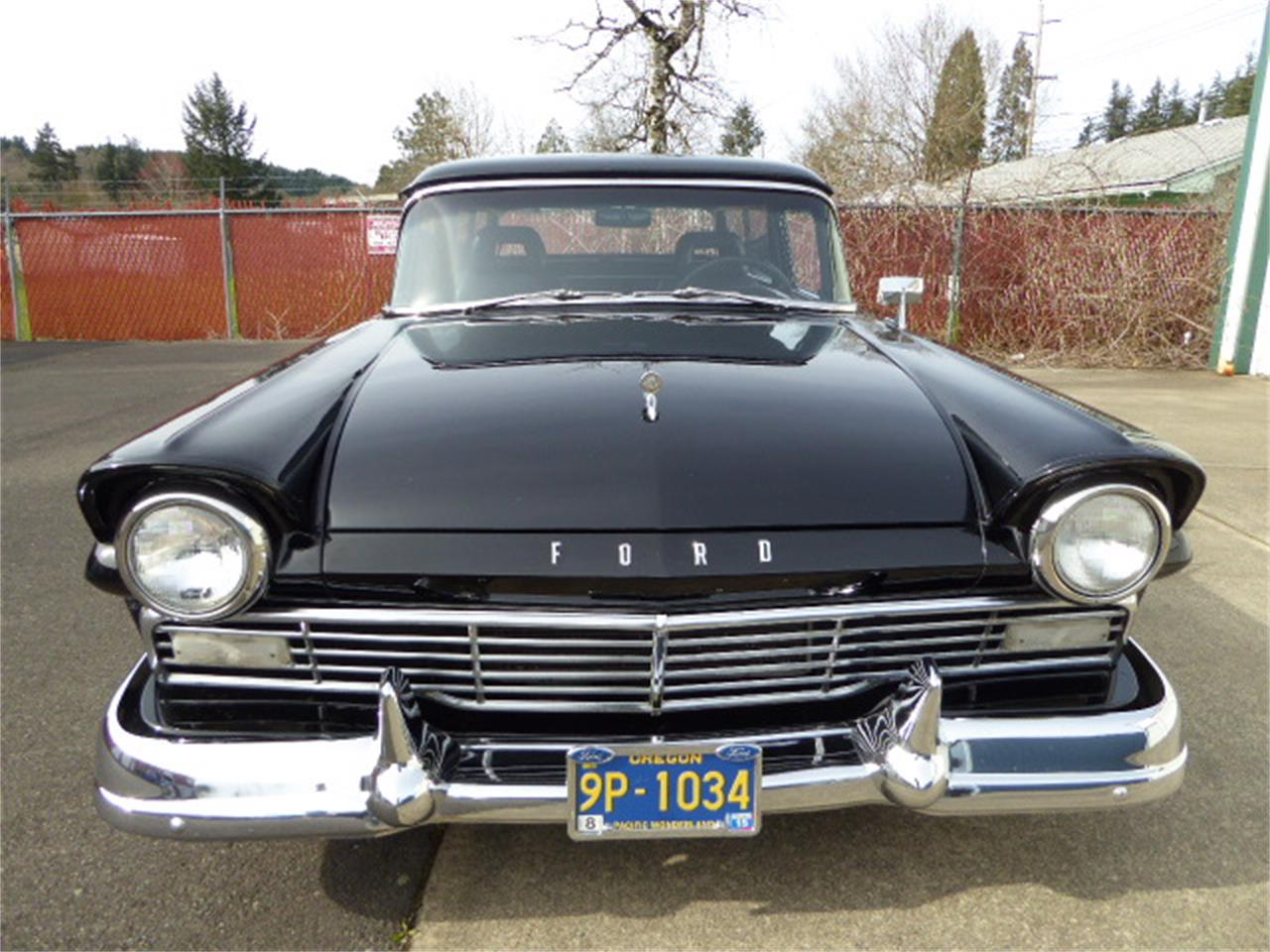 Large Picture of 1957 Ford Wagon located in Oregon Offered by West Coast Collector Cars - PR9H