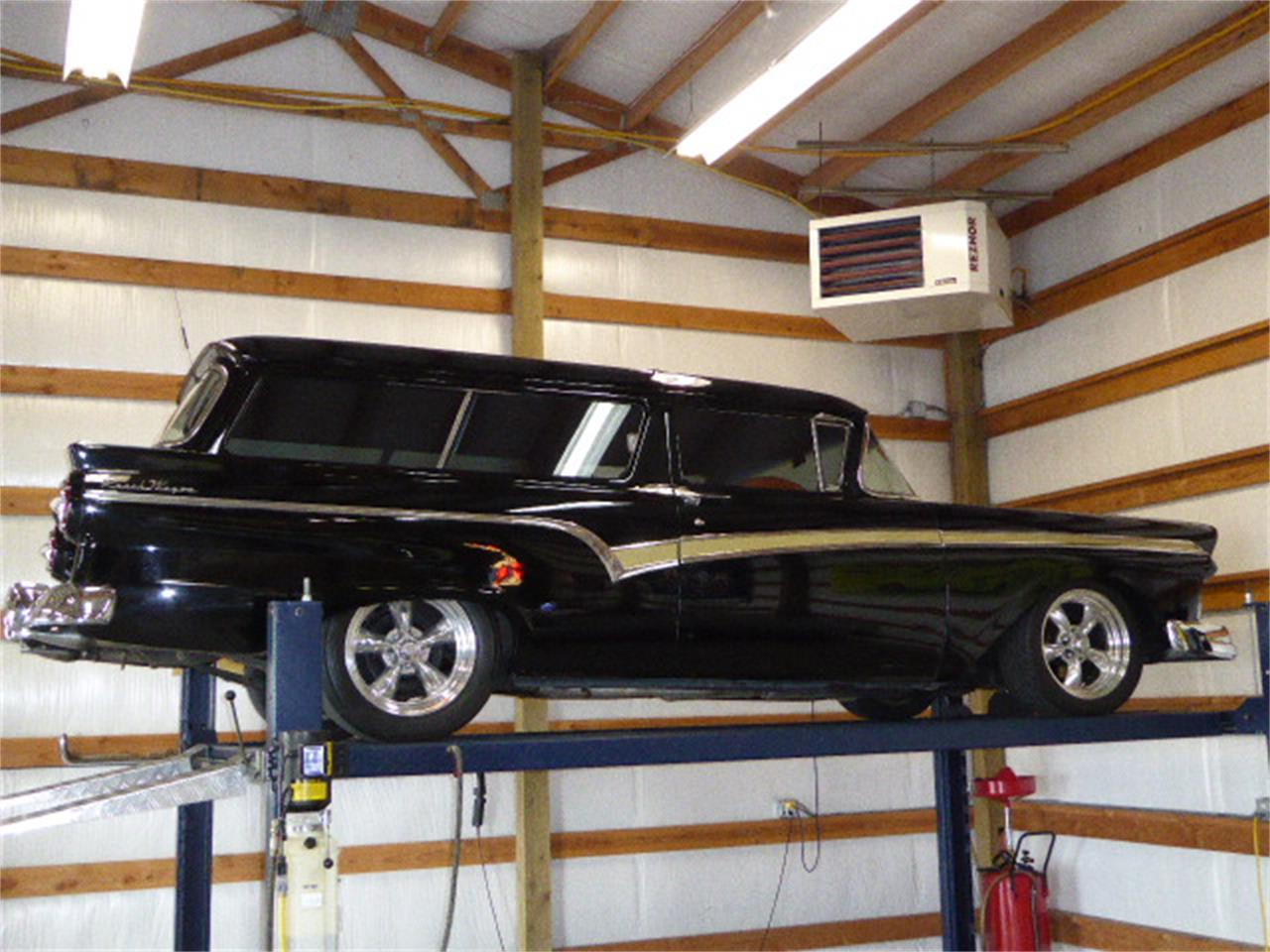 Large Picture of Classic '57 Wagon located in Turner Oregon Offered by West Coast Collector Cars - PR9H