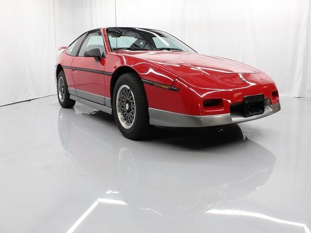 Picture of 1986 Pontiac Fiero located in Christiansburg Virginia Offered by  - PR9T