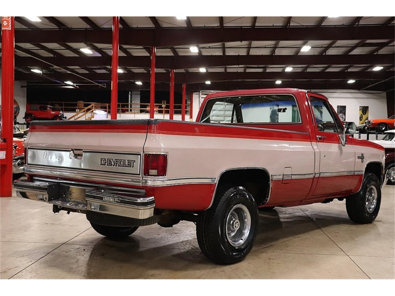 Large Picture of '84 Chevrolet K-10 located in Kentwood Michigan - $12,900.00 - PRA1