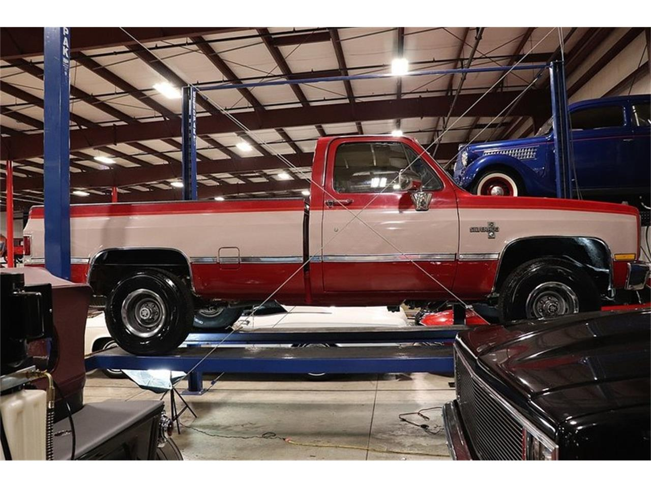 Large Picture of 1984 Chevrolet K-10 Offered by GR Auto Gallery - PRA1