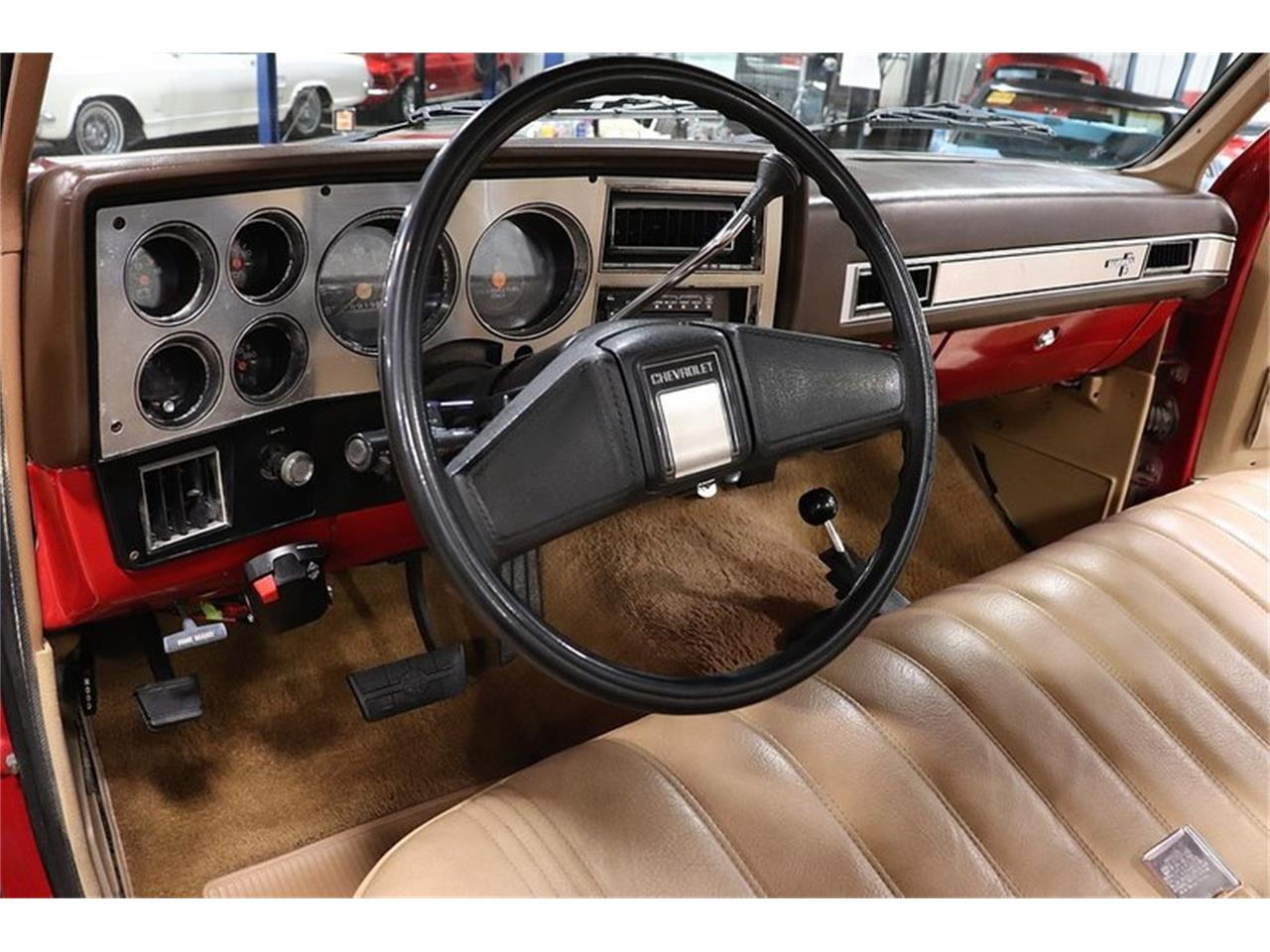 Large Picture of '84 Chevrolet K-10 - PRA1