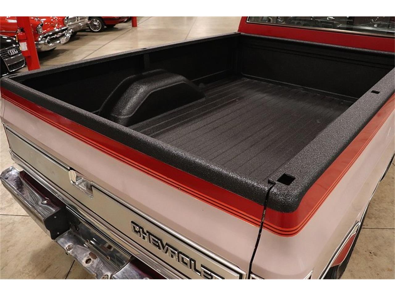 Large Picture of 1984 K-10 located in Michigan Offered by GR Auto Gallery - PRA1