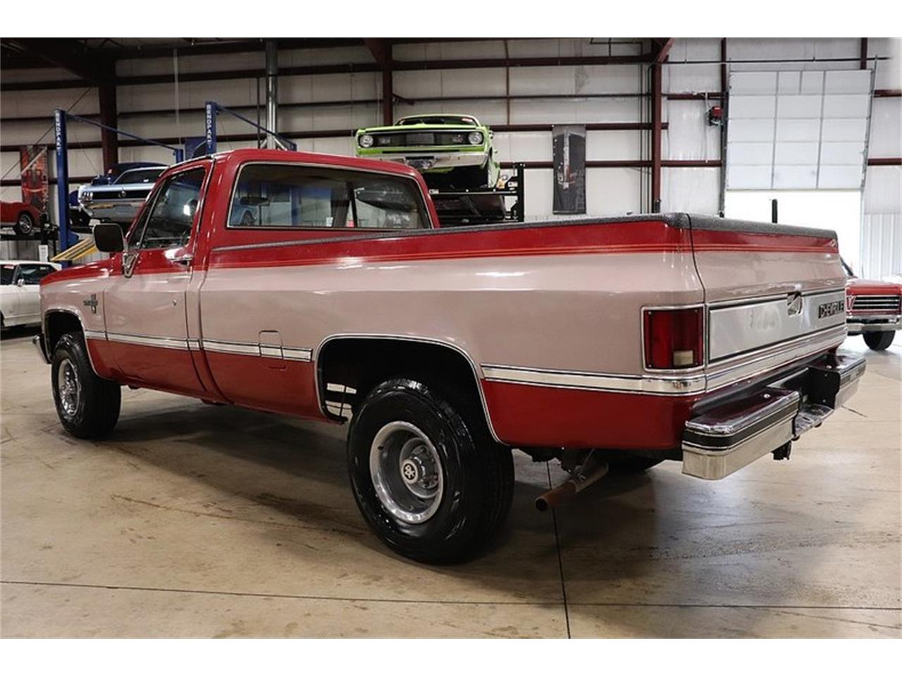 Large Picture of 1984 K-10 located in Kentwood Michigan - $12,900.00 Offered by GR Auto Gallery - PRA1