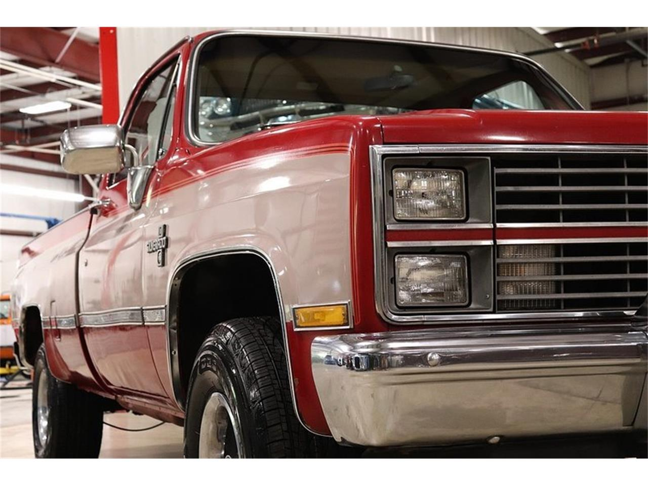Large Picture of '84 Chevrolet K-10 located in Michigan - PRA1