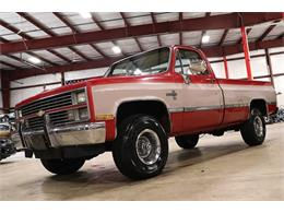Picture of 1984 K-10 located in Michigan - $12,900.00 Offered by GR Auto Gallery - PRA1