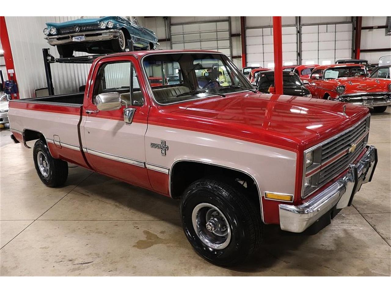 Large Picture of 1984 Chevrolet K-10 - PRA1