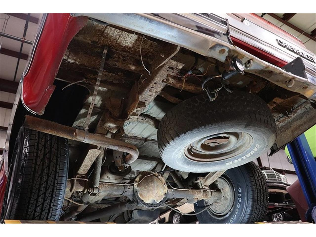 Large Picture of '84 Chevrolet K-10 located in Michigan - $12,900.00 - PRA1