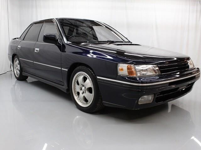 Picture of 1990 Subaru Legacy located in Christiansburg Virginia Offered by  - PRA4