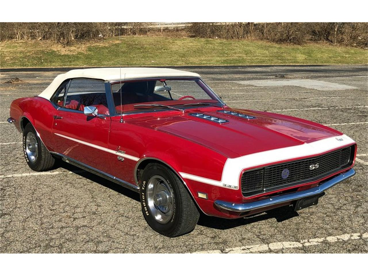 Large Picture of '68 Camaro - PQ2C