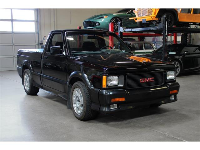 Picture of '91 GMC Sonoma located in San Carlos California Offered by  - PQ2F