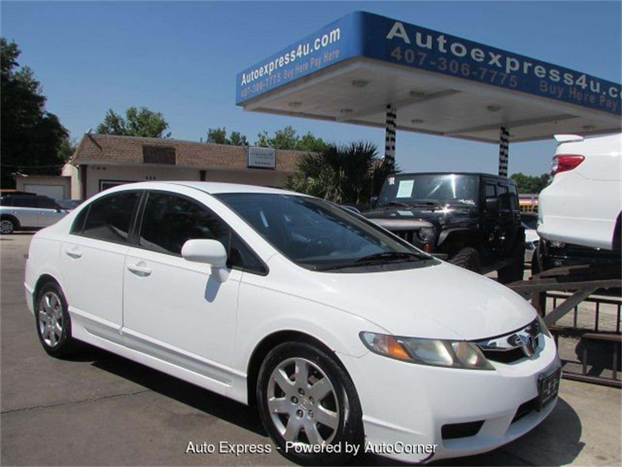 2010 Honda Civic For Sale >> For Sale 2010 Honda Civic In Orlando Florida