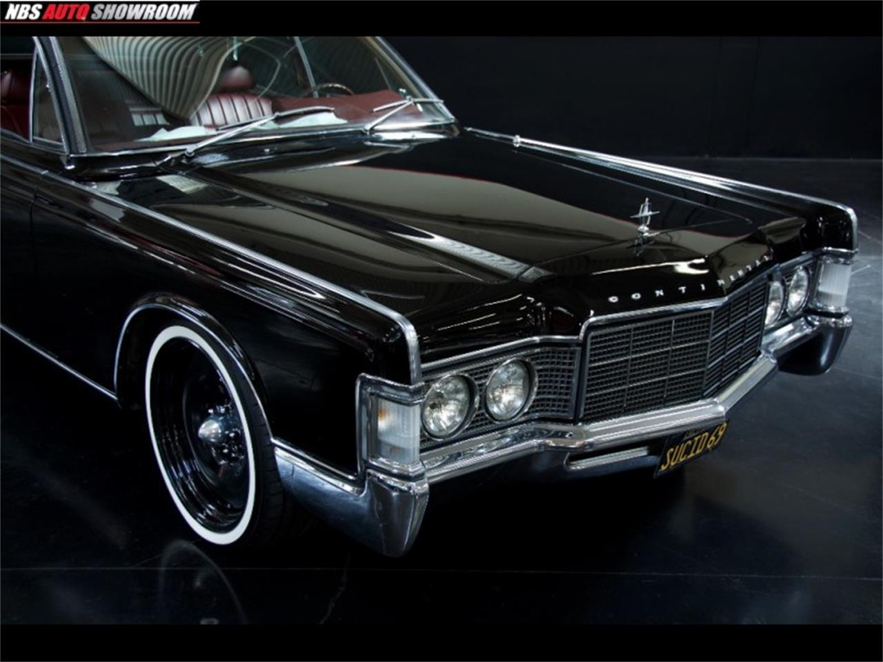 Large Picture of '69 Continental - PRD2