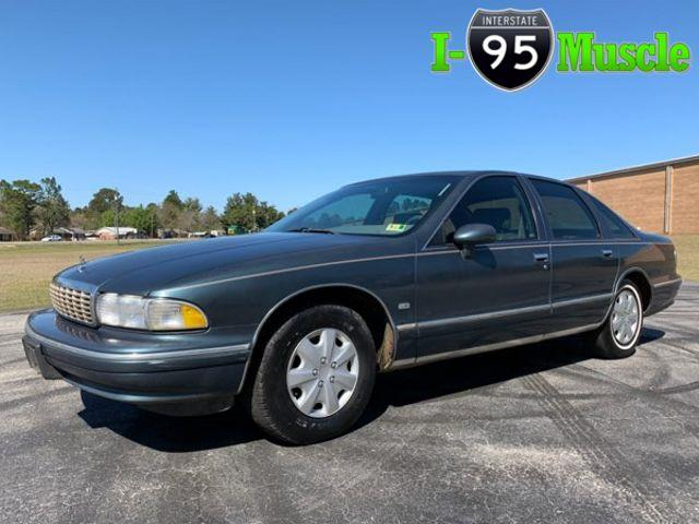 Picture of '93 Caprice - PRDP