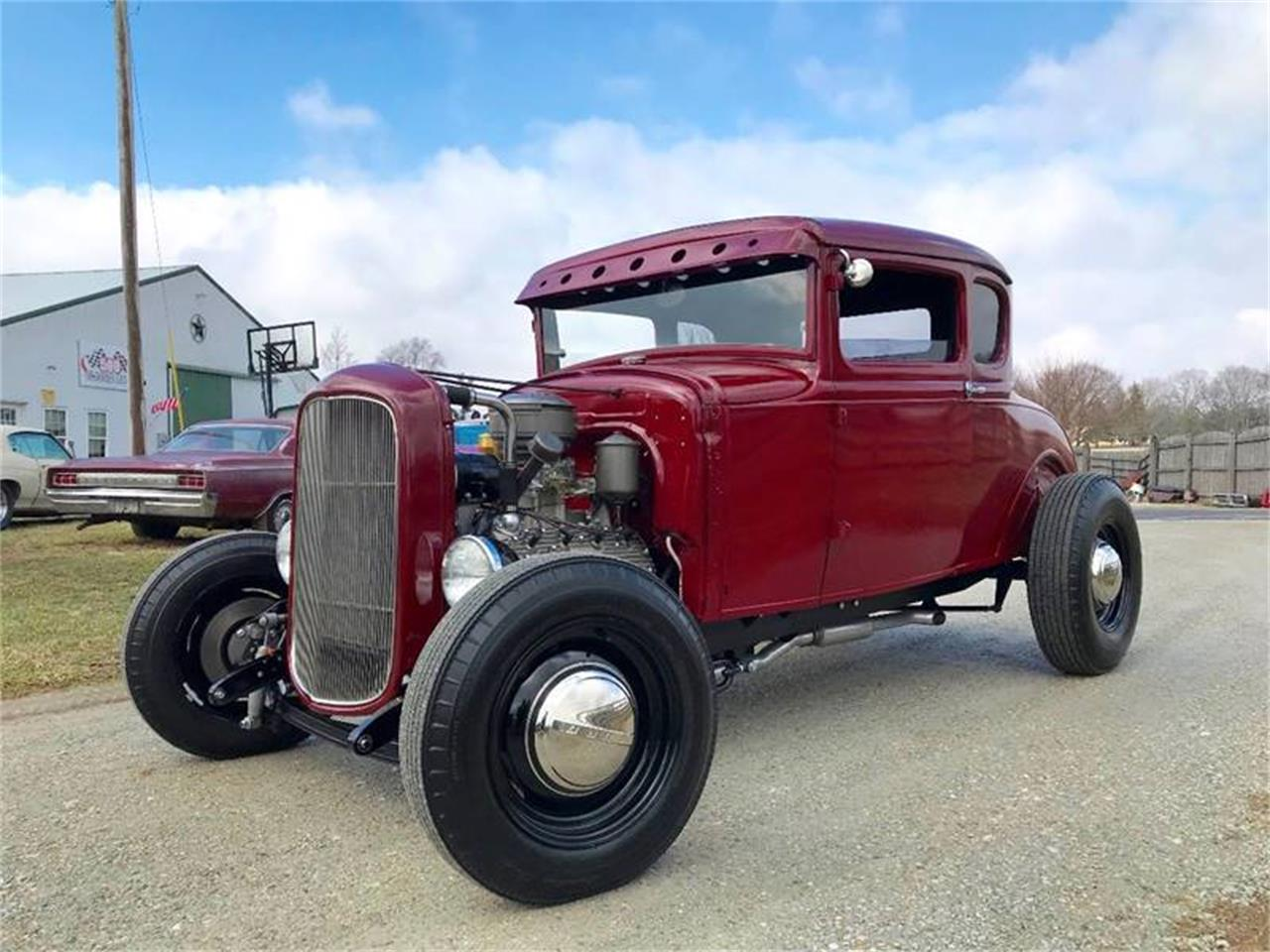 Large Picture of Classic '31 Ford Model A located in Knightstown Indiana - $29,900.00 Offered by 500 Classic Auto Sales - PREL