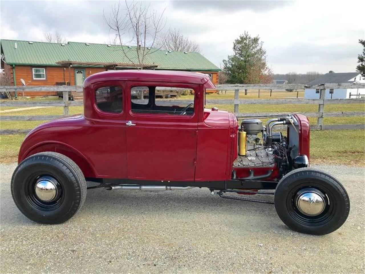 Large Picture of '31 Ford Model A Offered by 500 Classic Auto Sales - PREL