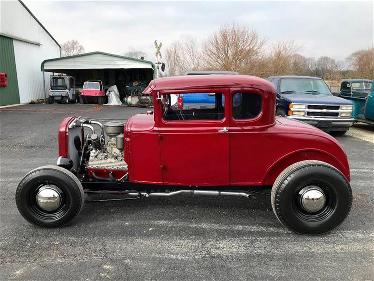 Large Picture of Classic '31 Ford Model A located in Knightstown Indiana - PREL