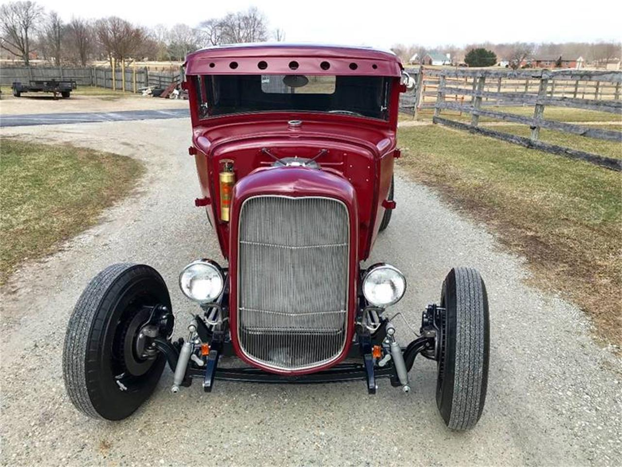 Large Picture of Classic 1931 Ford Model A located in Knightstown Indiana Offered by 500 Classic Auto Sales - PREL