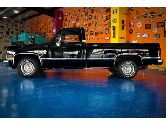 Picture of '85 C10 - PREO