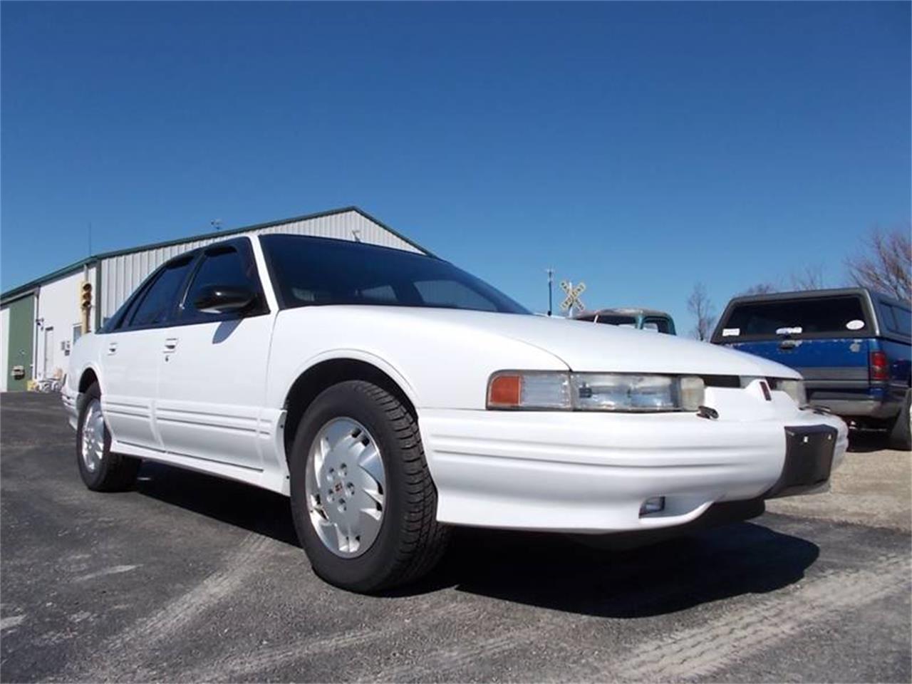 Large Picture of '95 Cutlass Supreme - PREQ