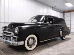 Picture of '50 Chevrolet Sedan Delivery located in Cadillac Michigan Offered by Classic Car Deals - PQ2Q