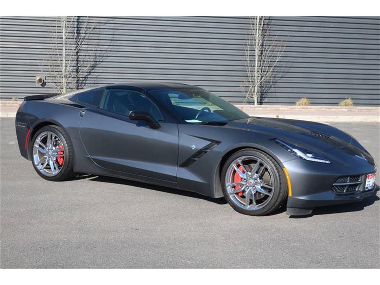 2014 Corvette Stingray For Sale >> For Sale 2014 Chevrolet Corvette In Hailey Idaho