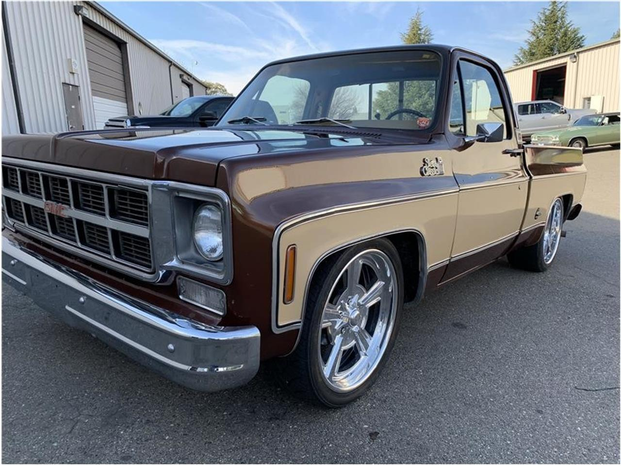 Large Picture of '78 Sierra 1500 - PRFK