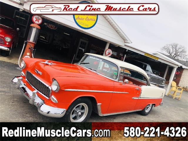 Picture of '55 Bel Air located in Wilson Oklahoma - $35,000.00 - PRFQ
