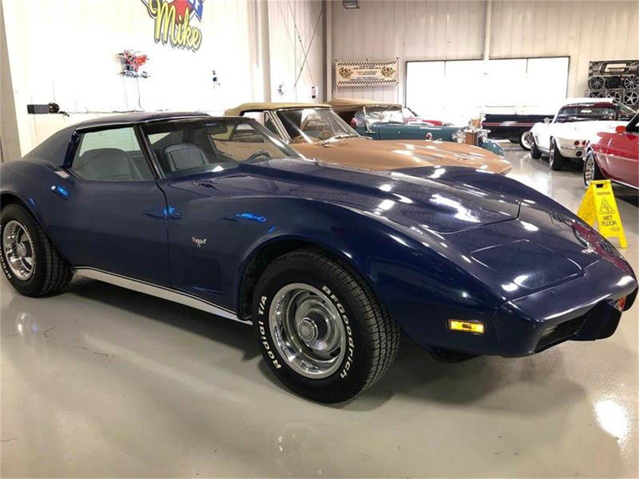 Large Picture of '77 Corvette - PRFV