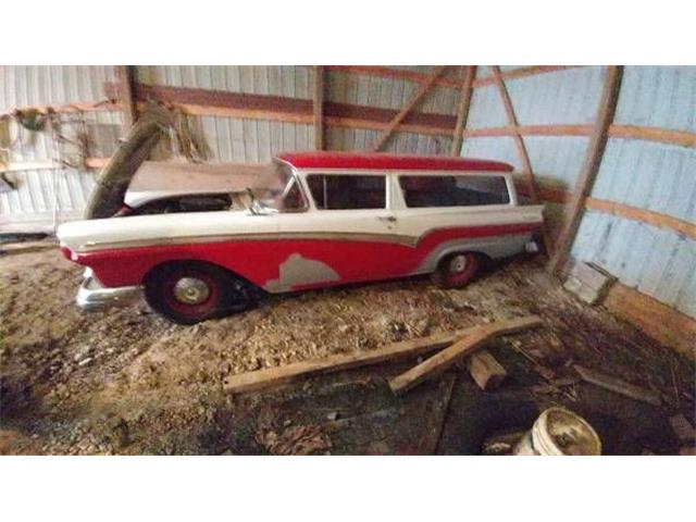 1956 to 1958 Ford Ranch Wagon for Sale on ClassicCars com on