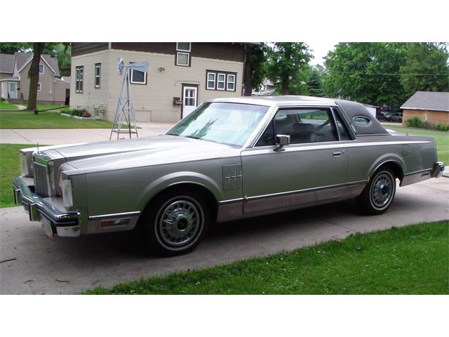 Picture of '80 Continental Mark VI - PRG8