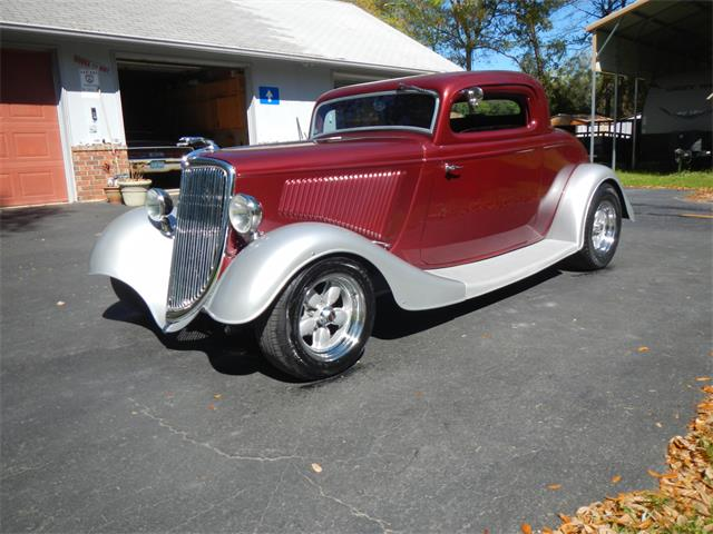 Picture of '34 3-Window Coupe - PRGC