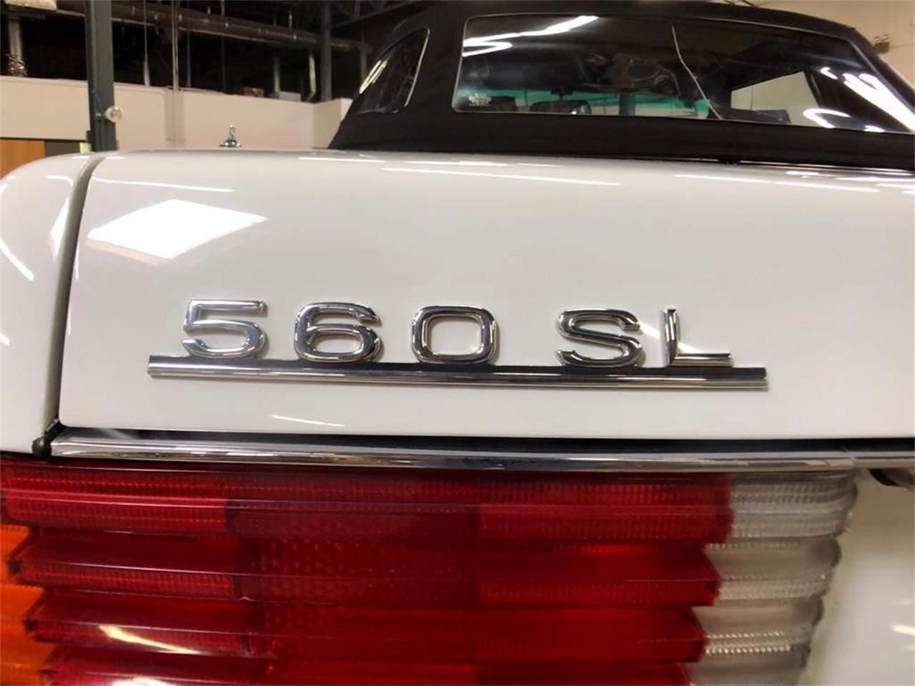 Large Picture of '89 SL-Class - PRGU