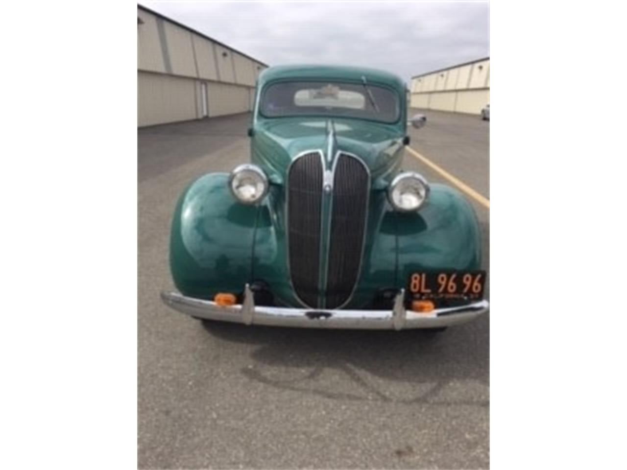 For Sale 1937 Plymouth Business Coupe In Fullerton California