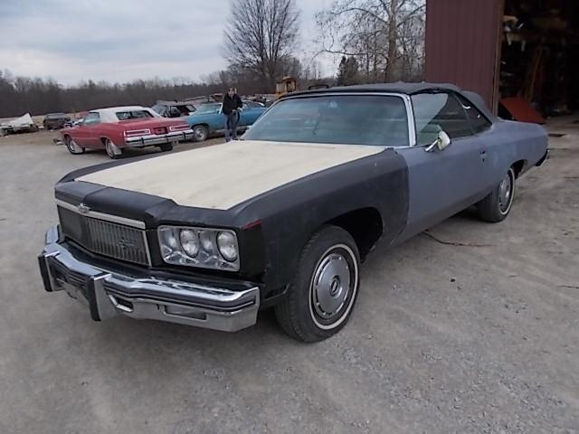 Picture of '75 Caprice - PRHY