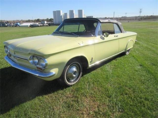 Picture Of 64 Corvair Pq31 1964 Chevrolet