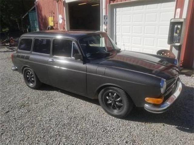 1971 Volkswagen Squareback