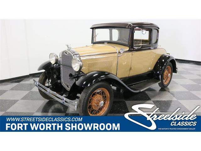 Picture of '31 Model A - PRIE