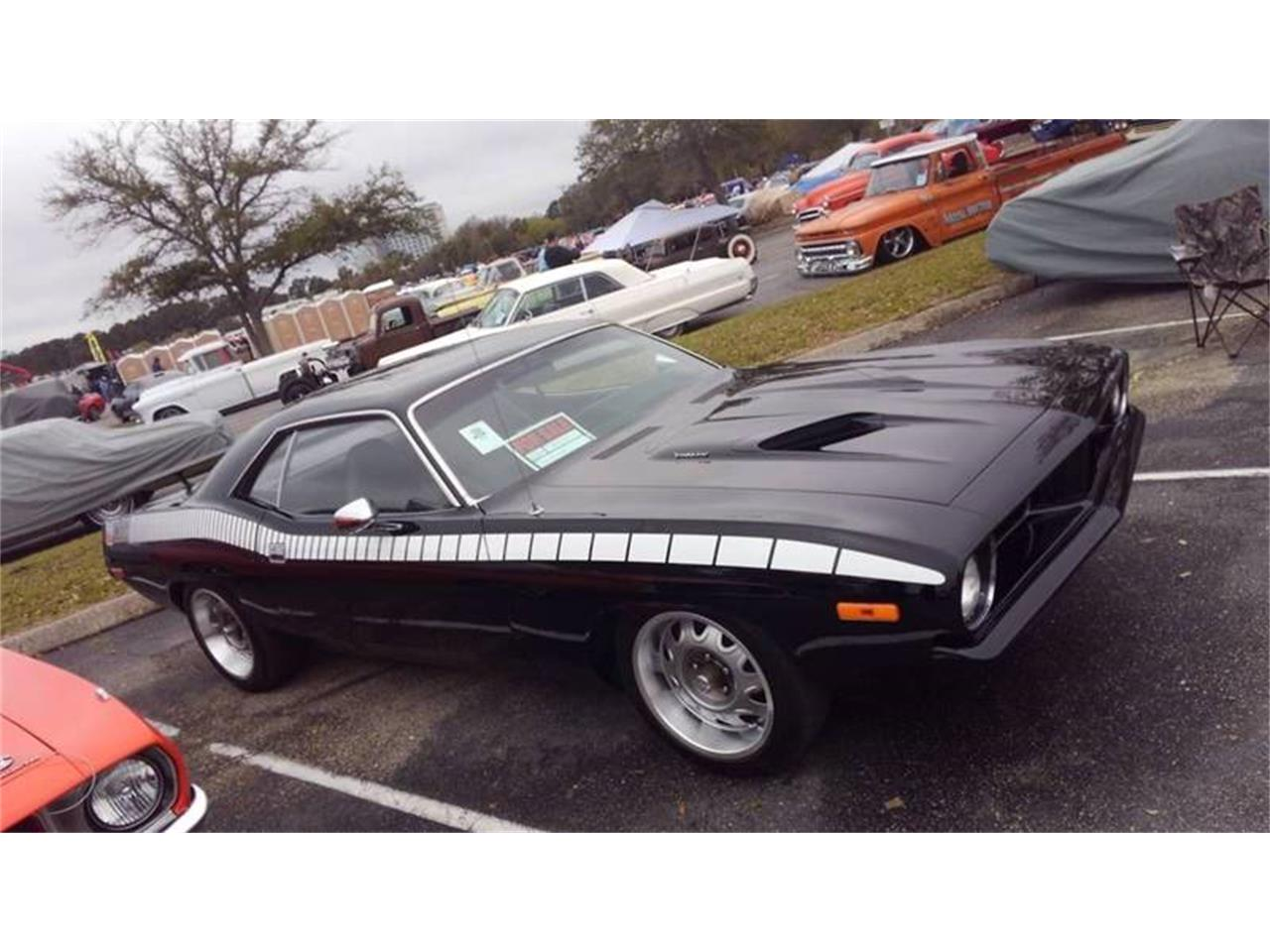 Large Picture of '73 Barracuda - PRJ8