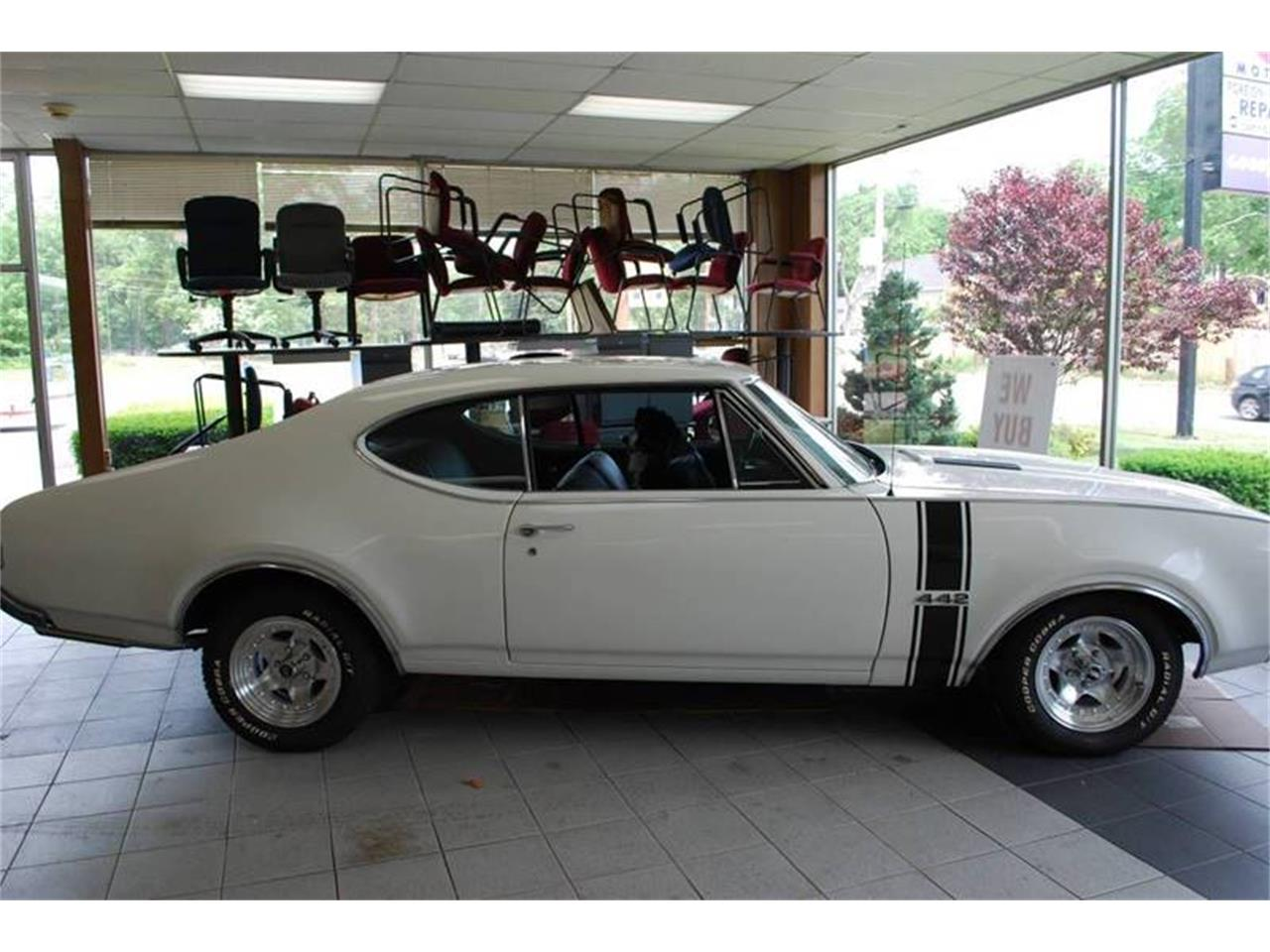 Large Picture of '68 Cutlass - PRJA