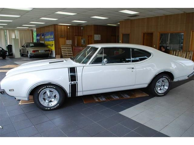 1968 Oldsmobile Cutlass for Sale on ClassicCars com on ClassicCars com